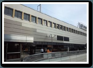 宇都宮駅 西口外壁塗装