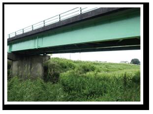 橋梁補修工事小山大平線