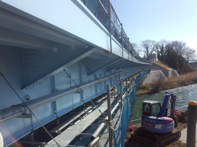新高浜橋塗装